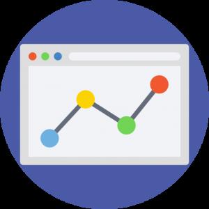 analytics web page