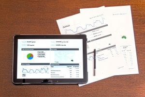 reports and graphs
